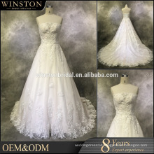 New Fashionable Special Design sexy 2015 lace mermaid wedding dress